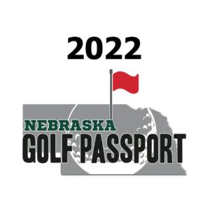 (2022 PRE-ORDER) Four (4) Nebraska Golf Passports + FREE One (1) Dozen Pro V1 Golf Balls