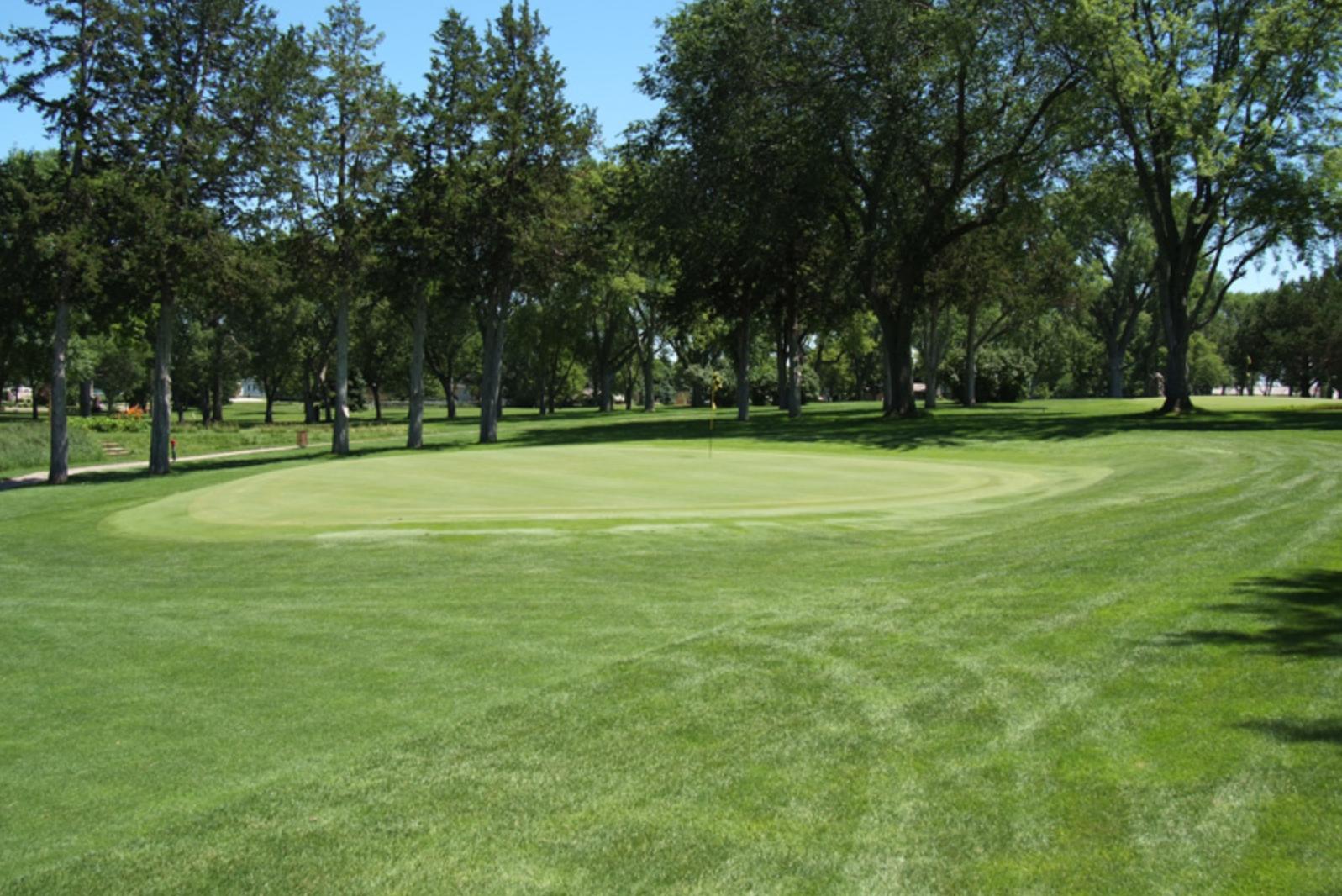 Course Map – Nebraska Golf Passport